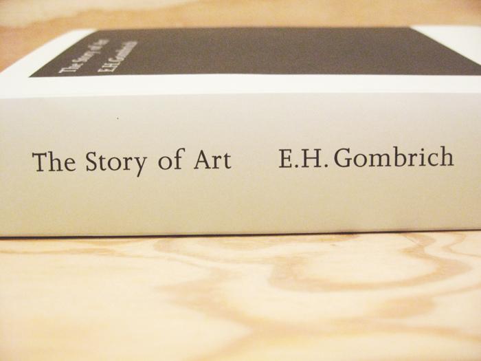 La historia del arte de Gombrich