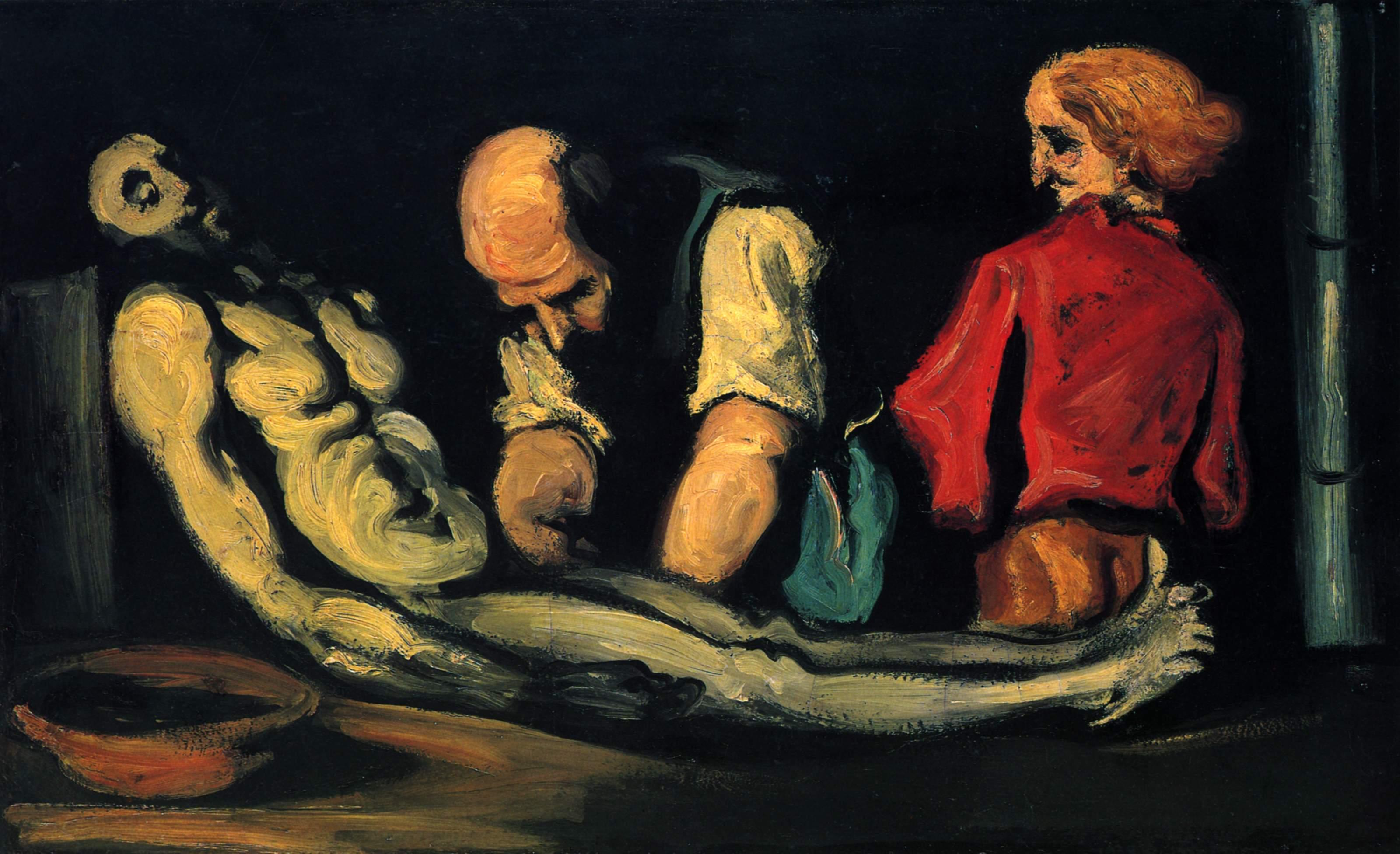 La mort (Cézanne)
