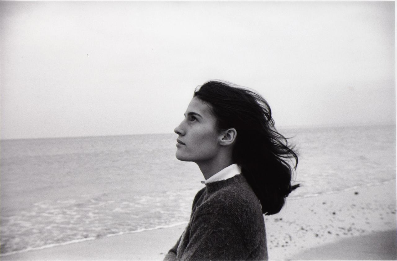 Michèle Etretat 1963