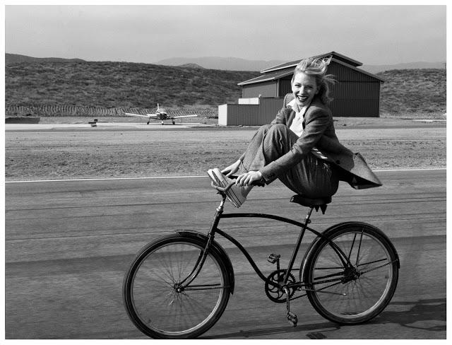 Cate Blanchett by Annie Leibovitz 4